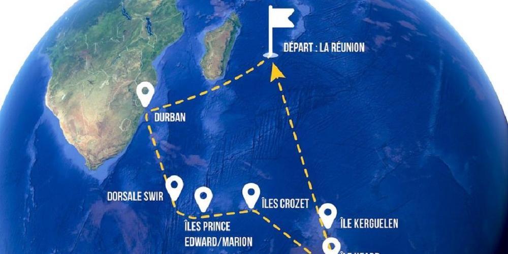 En route pour l'Océan austral avec la campagne Swings