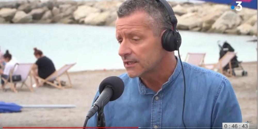 Défi de Monte Cristo 2021, la 23ème édition : intervention de Richard Sempéré