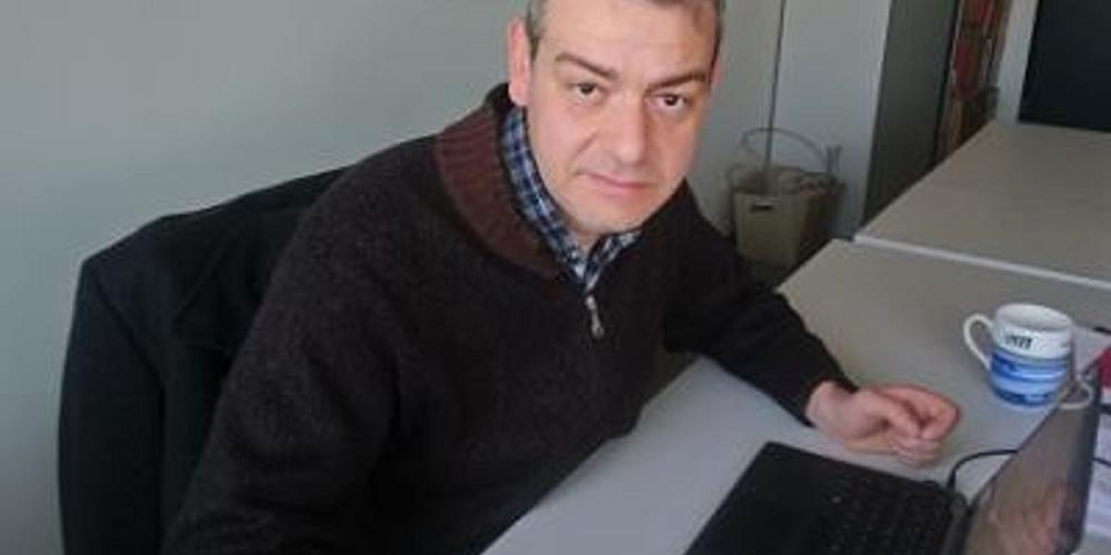 Christos Panagiotopoulos (CEM) will support his HDR on March 15, 2021.