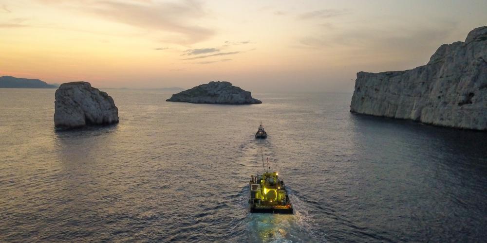 Expédition GOMBESSA 5 : Planète Méditerranée