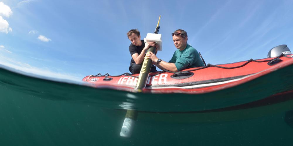 De nouveaux robots autonomes pour mieux observer l'océan