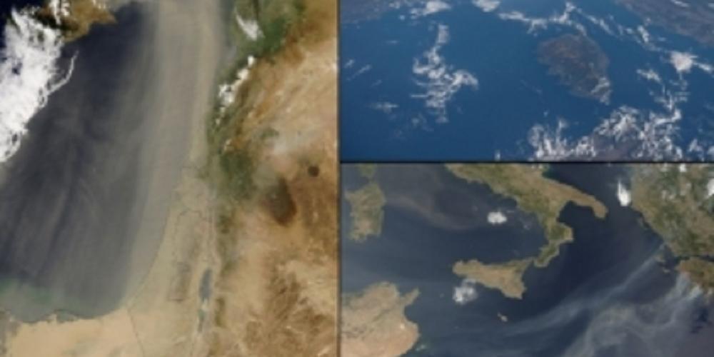 Ces aérosols qui fertilisent la mer Méditerranée