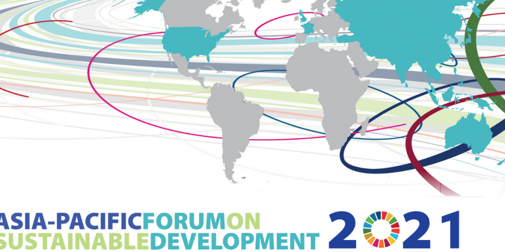 Asia-Pacific Forum on Sustainable Development 2021
