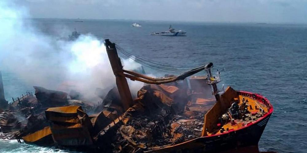 Catastrophe écologique en vue au Sri Lanka