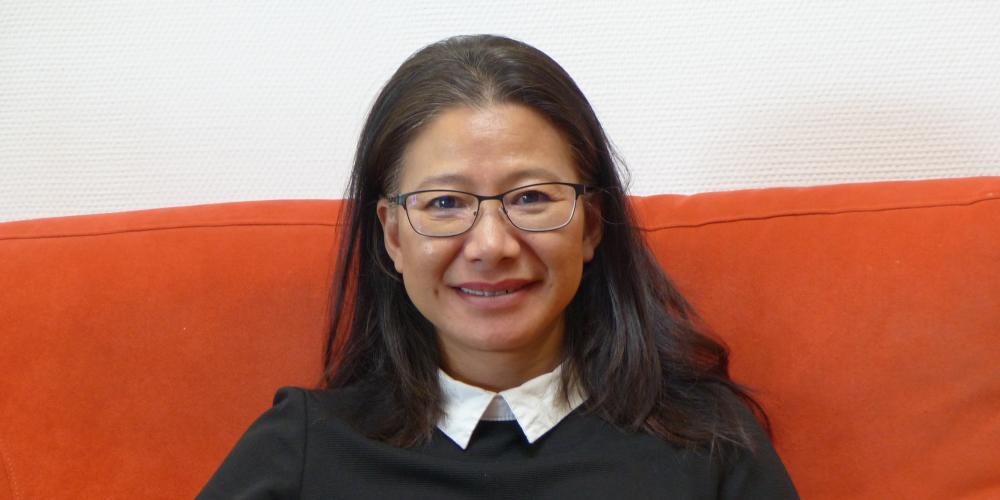 Thu Bizat, future responsable administrative  du MIO, a été présenté au Comité de direction le 22 mars 2019