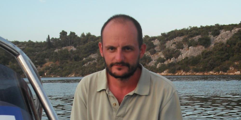 Hommage à Cédric Garnier
