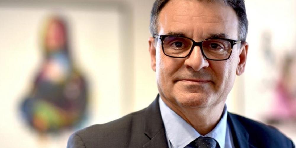 Eric Berton, nouveau Président d'Aix-Marseille Université