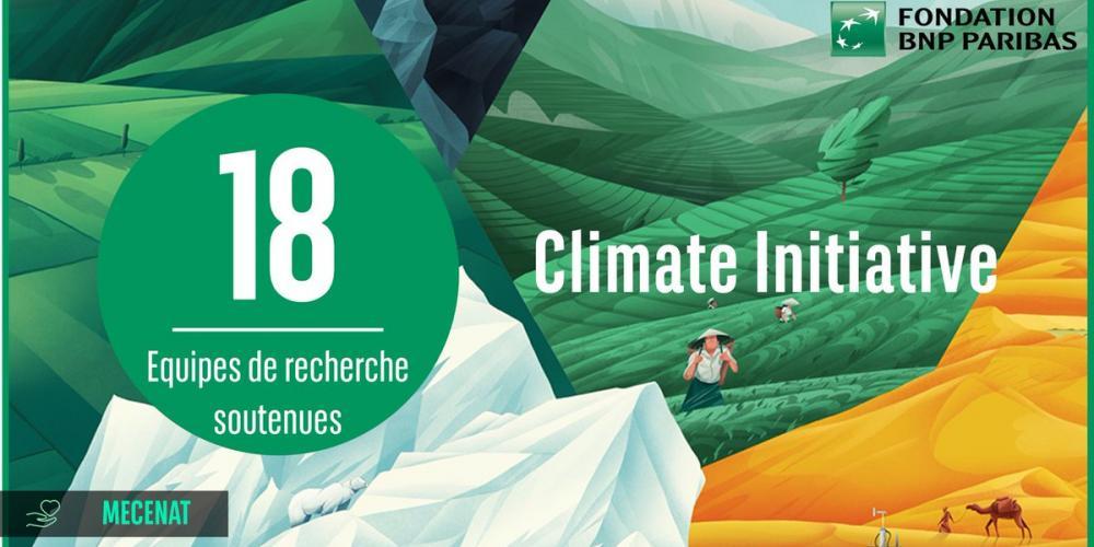 Félicitations à Mar Benavides (équipe CYBELE) qui fait partie des 9 lauréats du programme Climate & Biodiversity Initiative de la Fondation BNP Paribas