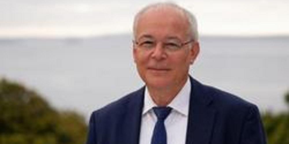 François Houllier, PDG de l'Ifremer et nouveau Président d'AllEnvi