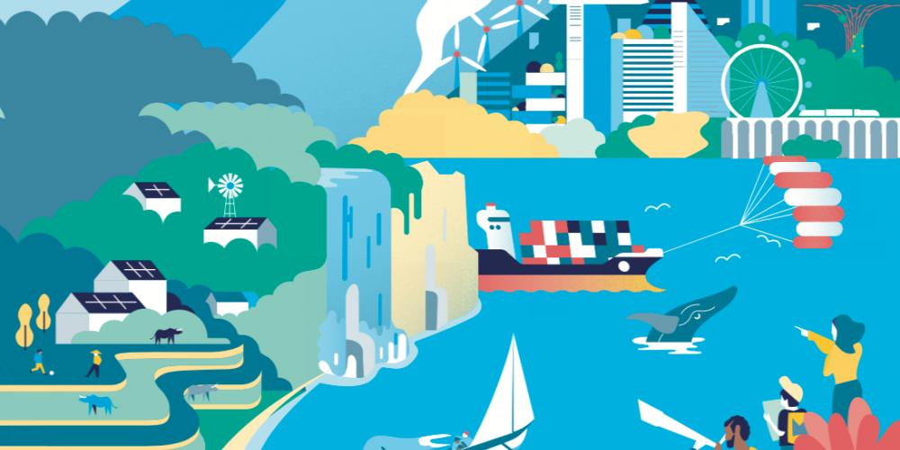 Perspectives de l'environnement mondial : publication du GEO 6