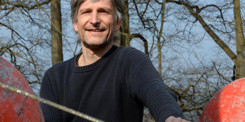 Bienvenue à Hans-Peter Grossart - Professeur invité AMU