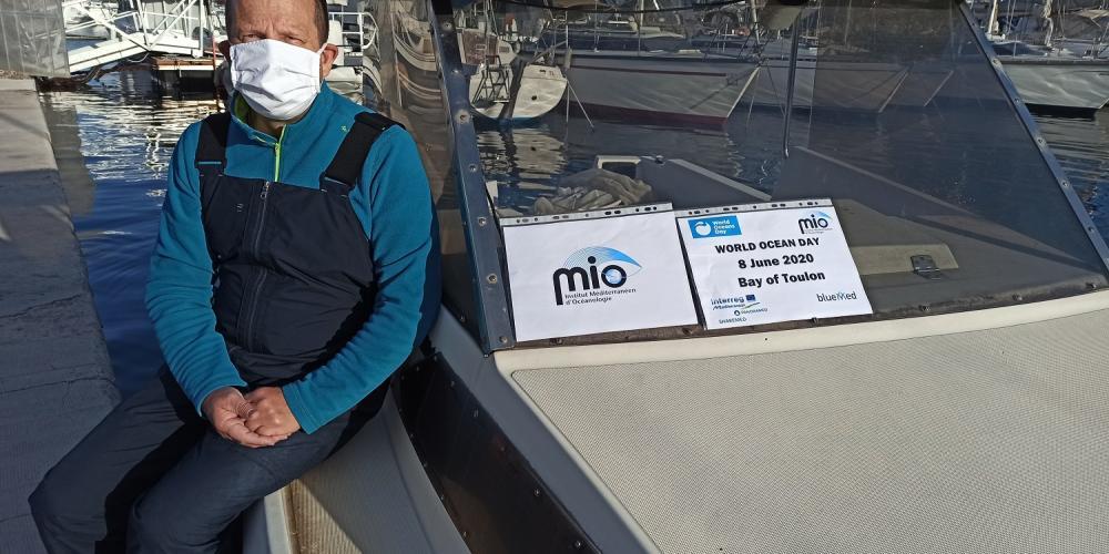 La recherche reprend après le confinement et pour la Journée Mondiale des Océans