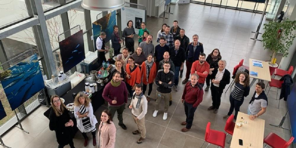 The intermediate workshop of the MERITE-HIPPOCAMPE project took place at MIO on 16 and 17 January.