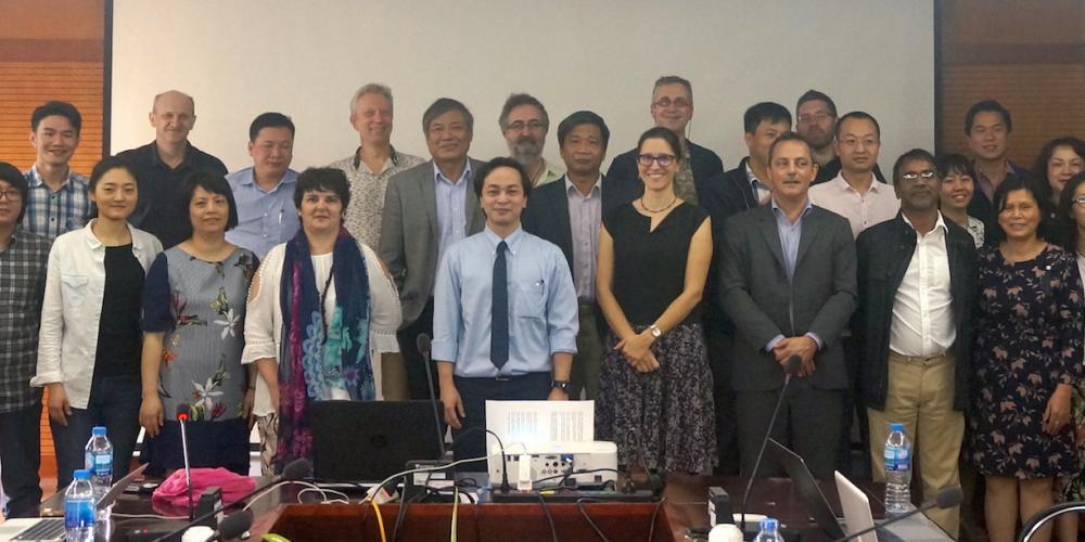 Le MIO a rejoint le LMI LOTUS (Land Ocean aTmosphere regional coUpled System study center