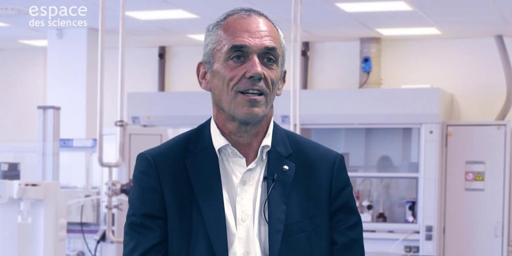 Message d'Antoine Petit, président-directeur général du CNRS