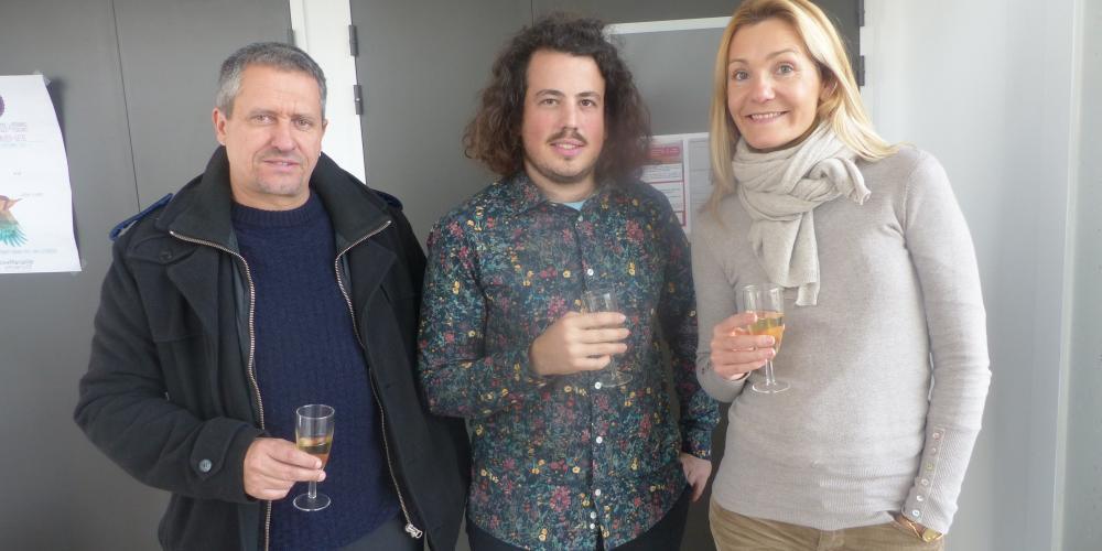 Soutenance de thèse de Mathieu Caffin (CYBELE), le 21 décembre 2019
