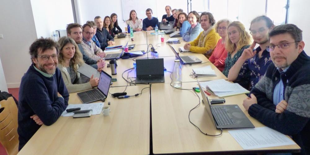Journée de rencontre avec le CNES le 18 mars 2019