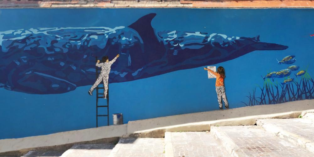 Street Science : art et réalité augmentée pour comprendre le plancton