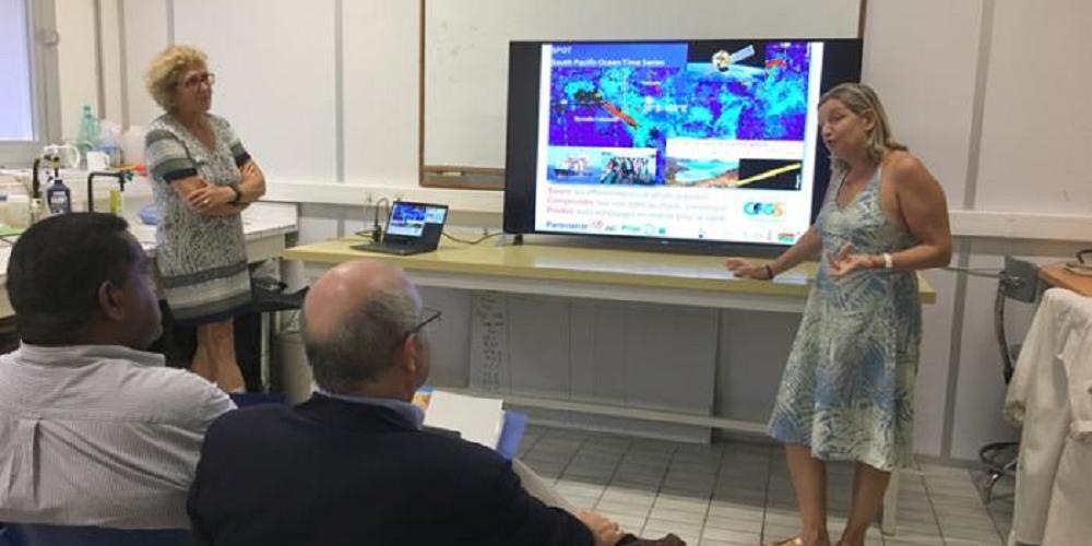 Zoom sur la Recherche en Nouvelle Calédonie !