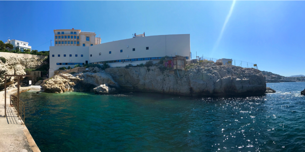 Premier pas du Sea Water Sensing Laboratory @MIO Marseille (SSL@MM)