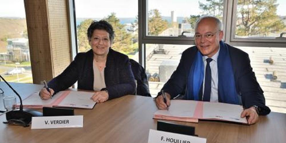 Ifremer and IRD consolidate their cooperation in marine research