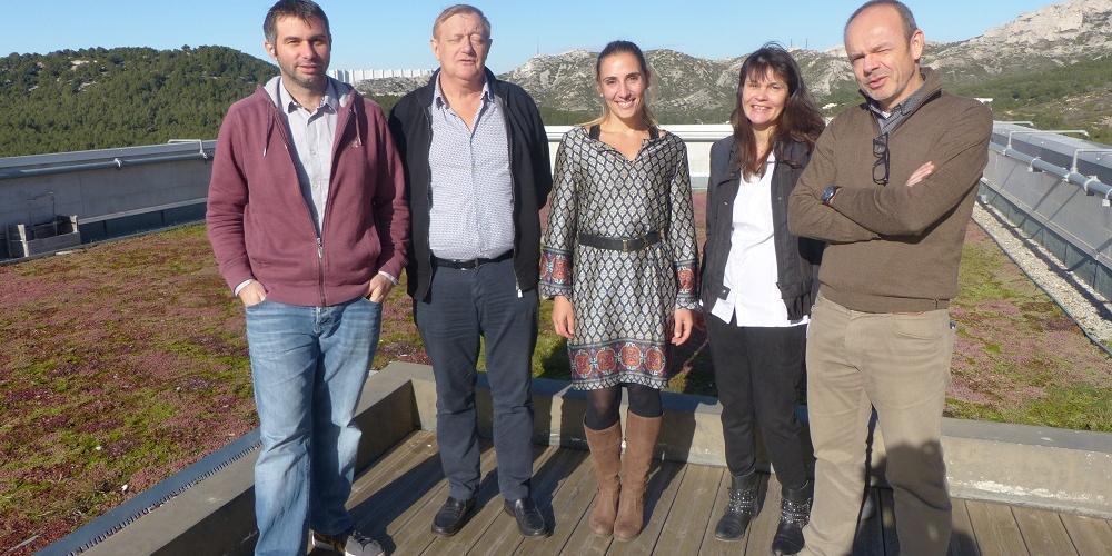 Félicitations à Marion Drouzy (Equipe OPLC) qui a soutenu sa thèse le jeudi 12 décembre2019