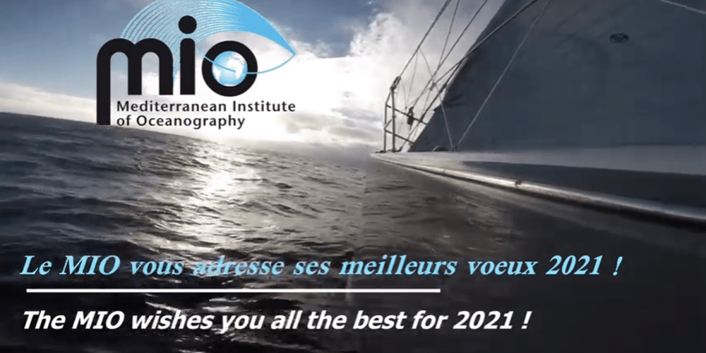 The MIO wishes you all the best for 2021 !