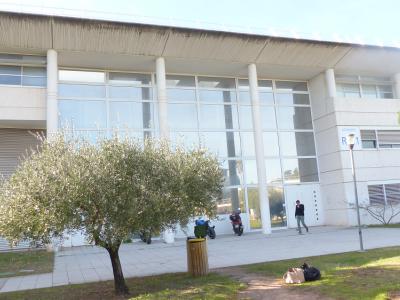 Bâtiment R - Campus La Garde-Toulon
