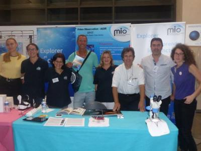 The MIO and IRD Teams