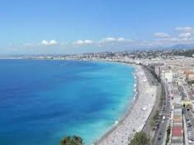Eco-regionalization - Baie des Anges - Nice