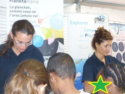 Magali Lescot & Caroline Vernette présentent Planktomania
